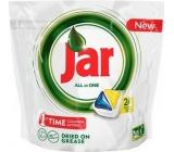 Jar All in One Lemon kapsule do umývačky riadu 24 kusov