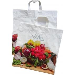 Press Igelitová taška 43 x 47 cm Zelenina 1 kus