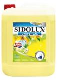 Sidolux Universal Svieža citrón umývací prostriedok na všetky umývateľné povrchy a podlahy 5 l
