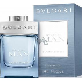 Bvlgari Man Glacial Essence toaletná voda pre mužov 60 ml