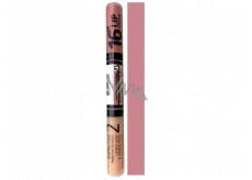 Dermacol 16H Lip Colour dlhotrvajúca farba na pery 31 3 ml a 4,1 ml