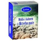 Karima Mŕtve more prírodné toaletné mydlo z bahna z Mŕtveho mora 100 g