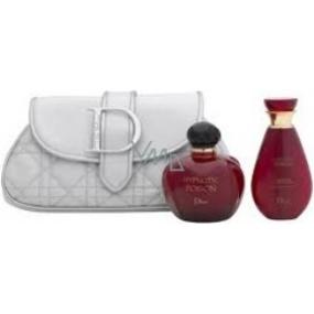 92fcf4dab Christian Dior Hypnotic Poison toaletní voda 50 ml + tělové mléko 50 ml +  kabelka,