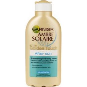 Garnier Ambre Solaire Golden Touch After Sun mléko po opalování 200 ml