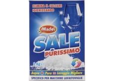 Madel Sale Purissimo sůl do myčky na nádobí 1 kg extra velká