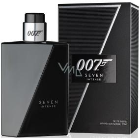 James Bond 007 Seven Intense parfémovaná voda pro muže 125 ml