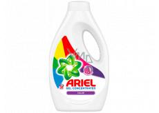 Ariel Color tekutý prací gél na farebné prádlo 20 dávok 1100 ml