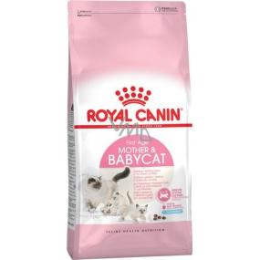 Royal Canin Mother & Babycat krmivo pre mačky špeciálne pre mačiatka od 1 do 4 mesiacov 400 g
