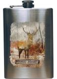 Bohemia Gifts Placátka na alkohol Lovu zdar 200 ml