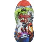 Marvel Avengers 2v1 sprchový gél a pena do kúpeľa pre deti 350 ml