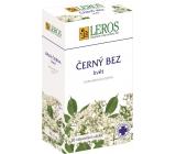 Leros Čierny bez kvet bylinný čaj na chrípku, prechladnutie, tráviace ťažkosti, menštruácia, migréna 20 x 1 g