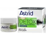 Astrid CityLife Detox obnovujúci rozjasňujúci nočný krém 50 ml