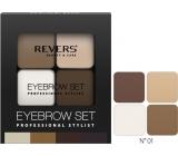Revers Eyebrow Set Professional Stylist set na obočí 01 18 g