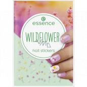 Essence Wildflower Nail Stickers nálepky na nechty 41 kusov