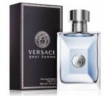 Versace pour Homme parfumovaný deodorant sklo pre mužov 100 ml