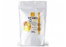 Allnature Vitamín C Premium 100% čistý prášok na podporu imunity a zníženie únavy a vyčerpania, doplnok stravy 250 g