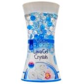 Pán Aróma Lava Gél Crystals Cool Linen gélový osviežovač vzduchu 150 g