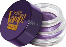 Pupa Paris Experience Vamp! Cream Eyeshadow krémové oční stíny 004 Orchid 4,5 g