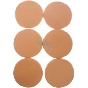 Yiqian houbička na make-up 226 6 kusů
