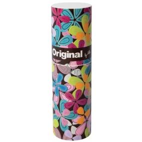 Albi Original Mini větráček do kabelky Barevné květy