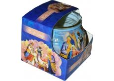 Admit Holy Family aromatická sviečka v skle 80 g