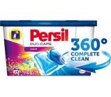 Persil 360 ° Complete Clean Color Duo-Caps gélové kapsule na farebnú bielizeň 14 dávok x 25 g