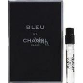 Chanel Bleu de Chanel parfémovaná voda pro muže 1,5 ml s rozprašovačem, Vialka