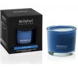Millefiori Natural Cold Water - Chladná voda Vonná svíčka hoří až 60 hodin 180 g