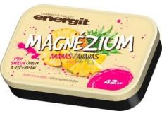 Energit Magnézium Ananás 42 tabliet