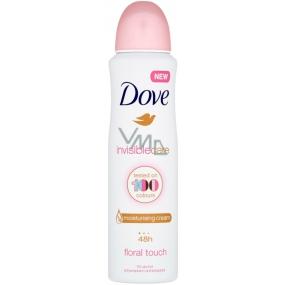 Dove Invisible Care Floral Touch antiperspirant dezodorant sprej pre ženy 150 ml