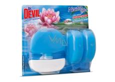 Dr. Devil Lotus Lagoon Neutra Effect Wc blok tekutý 3 x 55 ml