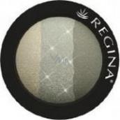 Regina Trio minerálne očné tiene 05 prírodné oliva 3,5 g