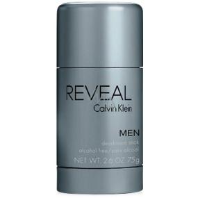Calvin Klein Reveal for Man dezodorant stick pre mužov 75 g