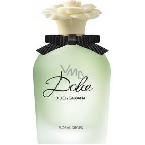 Dolce & Gabbana Dolce Floral Drops Eau de Parfum toaletná voda pre ženy 75 ml Tester