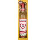 Bohemia Gifts Chardonnay Všetko najlepšie 20 biele darčekové víno 750 ml