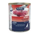 Dr. Clauders Hovädzie mäso kompletné superprémiové krmivo pre dospelých psov obsahuje probiotiká - látky pre dobré trávenie 800 g