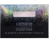 Catrice papierová tvárenka Holographic Dazzle LE 9801