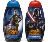 Disney Star Wars 2v1 kúpeľový a sprchový gél 300 ml exp.06 / 2018