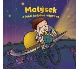 Albi Menná knižka Matýsek a jeho hviezdna výprava 15 x 15 cm 26 strán