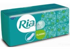 Ria Classic Normal hygienické vložky bez křidélek 10 kusů