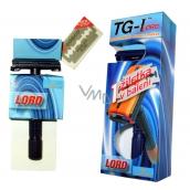 Bartoň TG-I Lord holiaci žiletkový strojček pre mužov 1 kus
