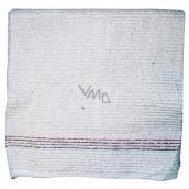 Clanax Umývacie handru netkaný biely malý 60 x 50 cm