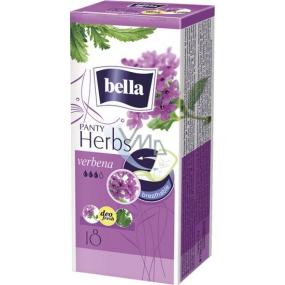 Bella Herbs Verbena hygienické slipové vložky 18 kusů
