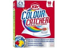 K2r Colour Catcher Stop zafarbenie prác obrúsky 10 kusov