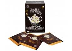 English Tea Shop Bio Čokoláda, Rooibos a Vanilka čaj 20 nálevových sáčků 2 g