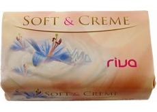 Riva Soft & Creme Gold jemné toaletné mydlo 180 g
