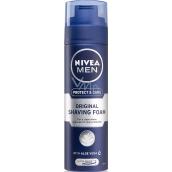 Nivea Men Protect & Care Original pena na holenie 200 ml