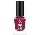 Golden Rose Ice Chic Nail Colour lak na nehty 35 10,5 ml