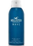 Hollister Wave for Him dezodorant sprej pre mužov 143 ml