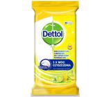 Dettol Citron & Limetka antibakteriálne obrúsky na povrchy 32 kusov